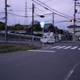 街宣車のライト